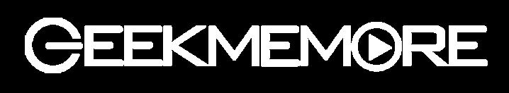 Logo Geekmemore blanc
